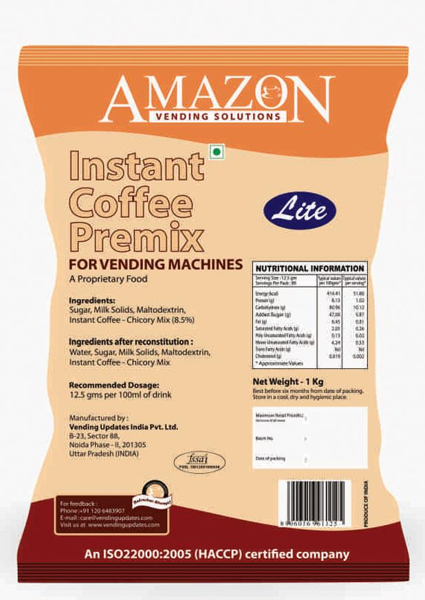 Amazon Lite Instant Coffee Premix