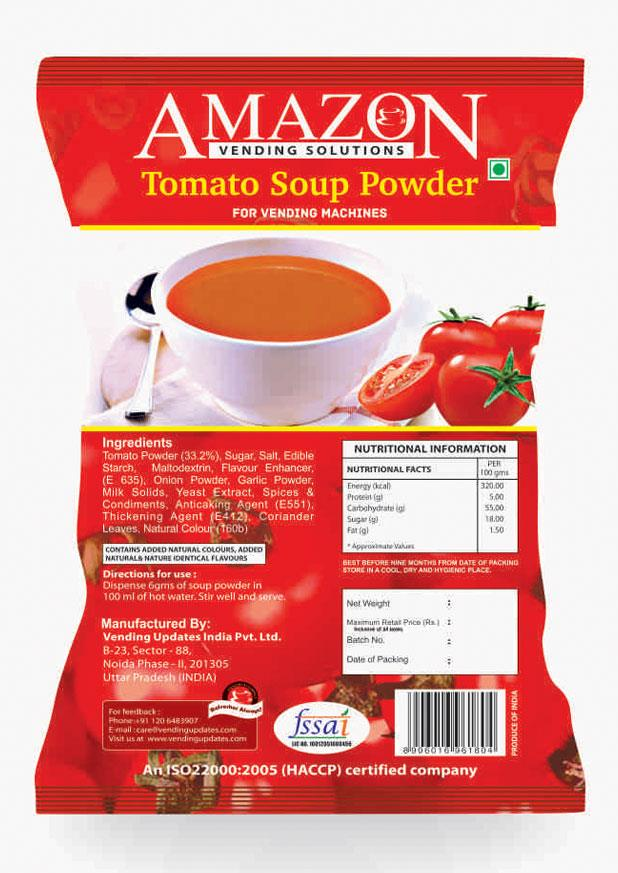 Amazon Tomato Soup Powder